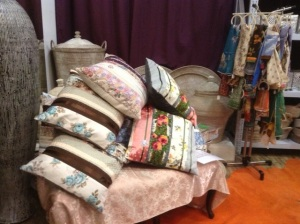 Hand Made Vintage Cushions
