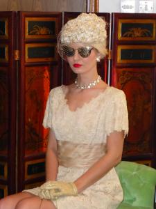 1950s georgia hat